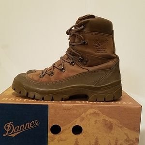 Danner Military Tactical Boots Olive/Tan Men's 8